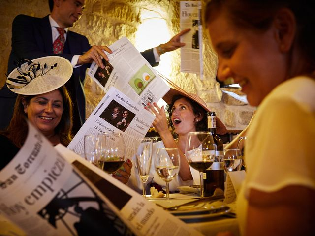 La boda de David y Isabel en Zarraton, La Rioja 23