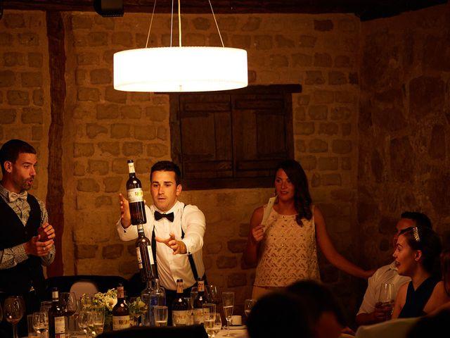 La boda de David y Isabel en Zarraton, La Rioja 27