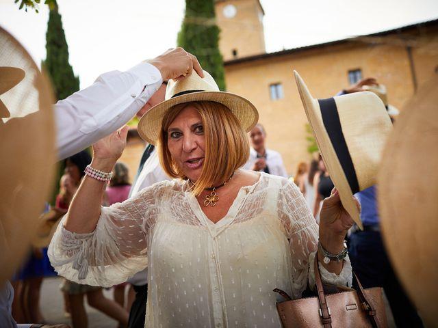 La boda de David y Isabel en Zarraton, La Rioja 30