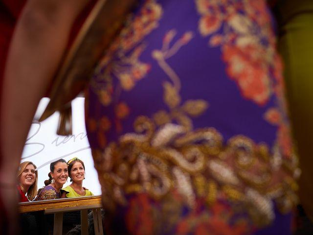 La boda de David y Isabel en Zarraton, La Rioja 31