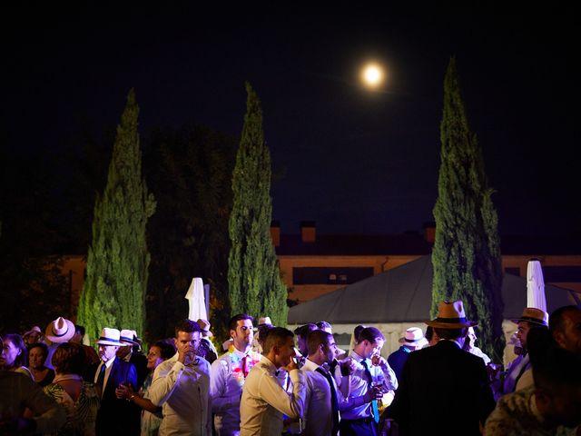 La boda de David y Isabel en Zarraton, La Rioja 34