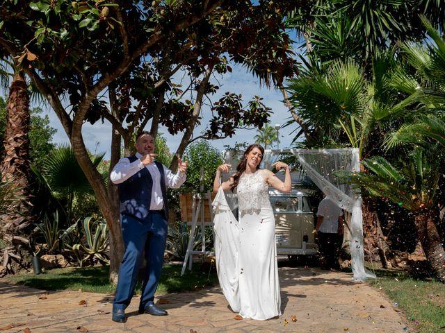 La boda de Juanvi y Patricia
