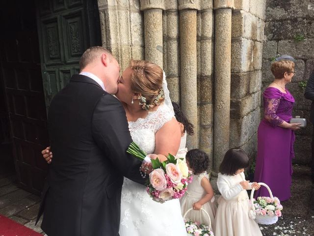 La boda de Miguel y Mirey Cecilia en Ourense, Orense 5