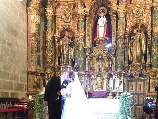 La boda de Miguel y Mirey Cecilia en Ourense, Orense 8