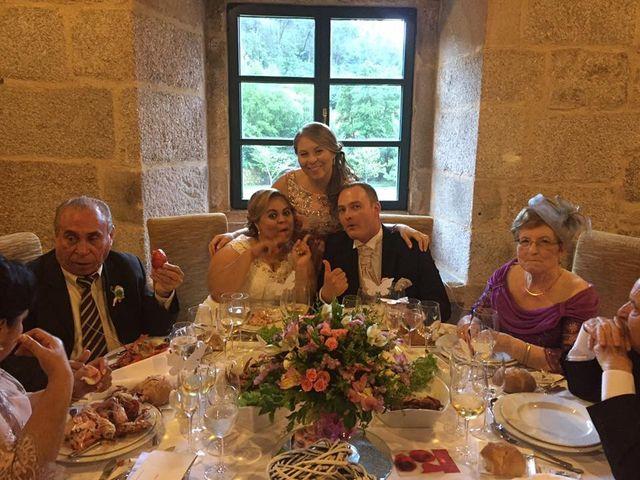 La boda de Miguel y Mirey Cecilia en Ourense, Orense 10