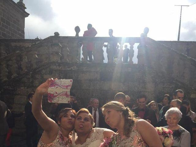 La boda de Miguel y Mirey Cecilia en Ourense, Orense 11