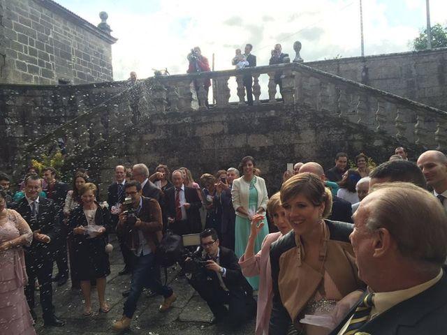 La boda de Miguel y Mirey Cecilia en Ourense, Orense 14