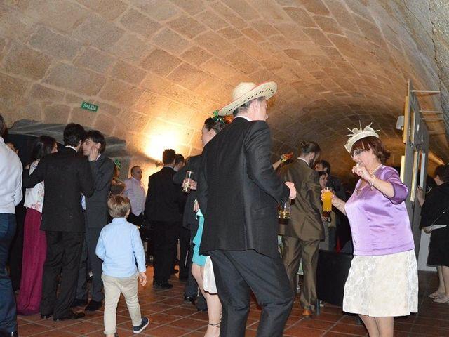 La boda de Miguel y Mirey Cecilia en Ourense, Orense 1