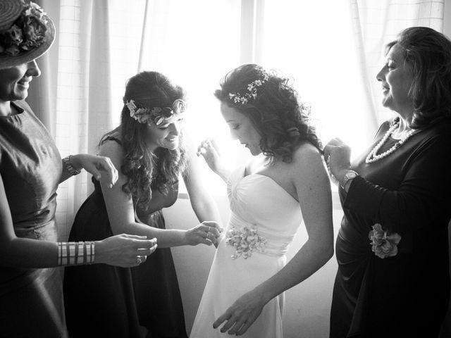 La boda de Mauri y Mayalen en Gandia, Valencia 9