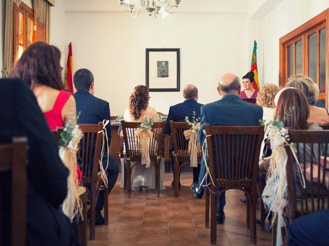 La boda de Mauri y Mayalen en Gandia, Valencia 15