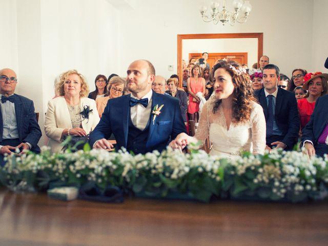 La boda de Mauri y Mayalen en Gandia, Valencia 1