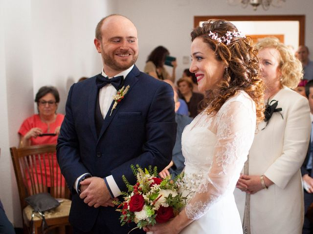 La boda de Mauri y Mayalen en Gandia, Valencia 16