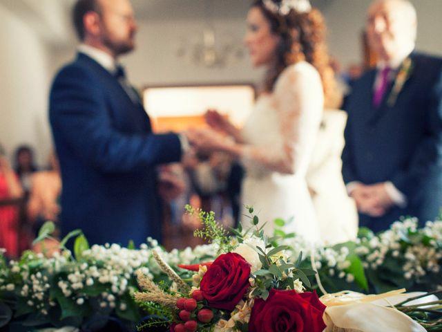 La boda de Mauri y Mayalen en Gandia, Valencia 2