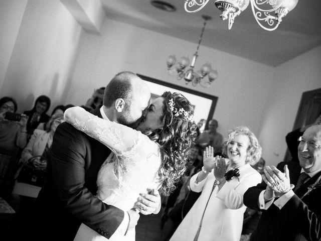 La boda de Mauri y Mayalen en Gandia, Valencia 17