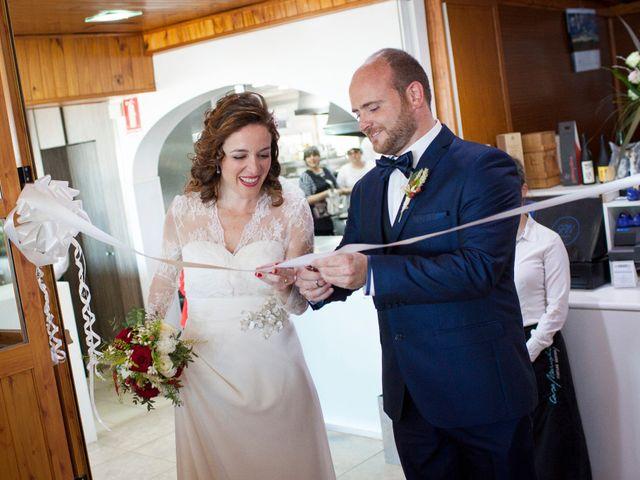 La boda de Mauri y Mayalen en Gandia, Valencia 18