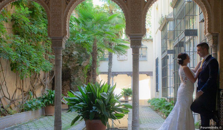 La boda de Jose y Bea en Granada, Granada
