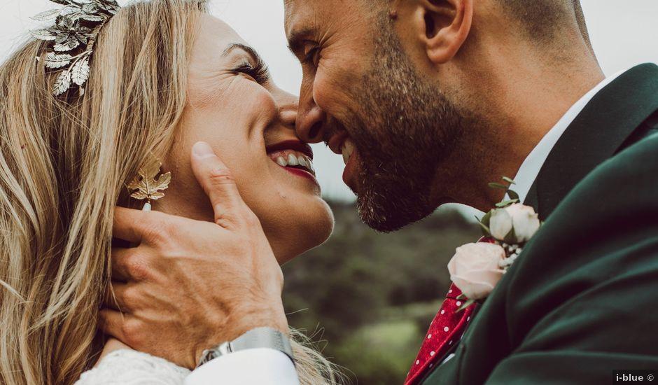 La boda de Eque y Auxi en Estepona, Málaga
