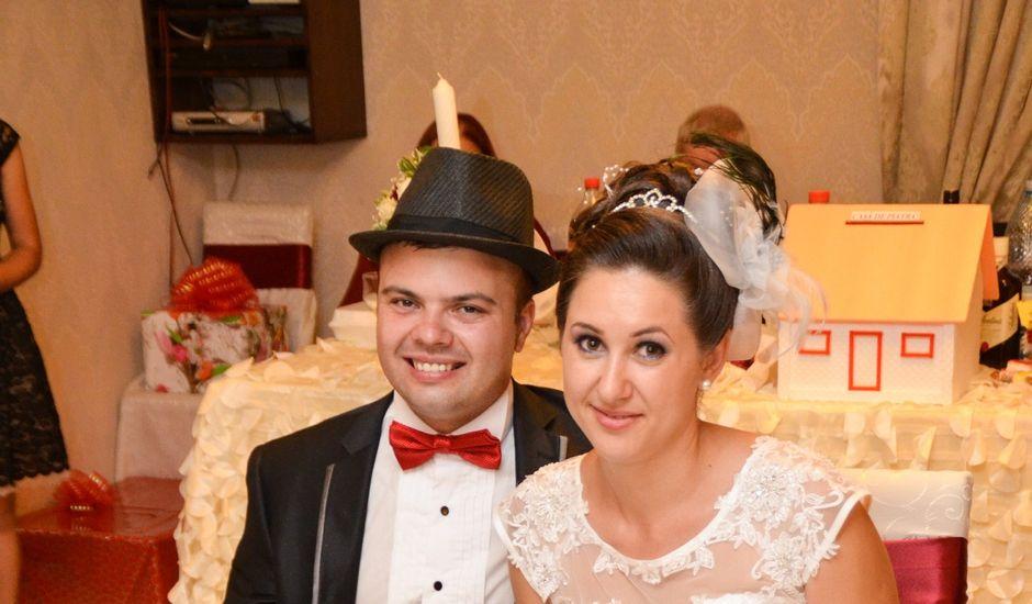 La boda de Adrián y Gabriela en Albacete, Albacete