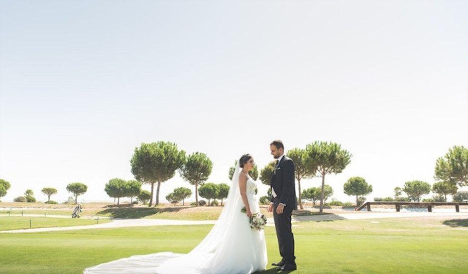 La boda de Jonathan y Noemi en Alalpardo, Madrid