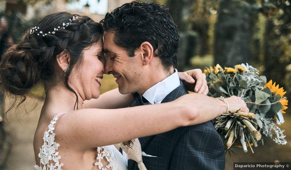 La boda de Abraham y Bea en Vilaboa (Rutis), A Coruña
