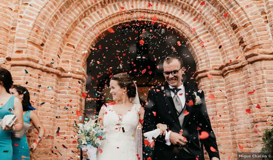 La boda de Alberto y Ara en Torreperogil, Jaén