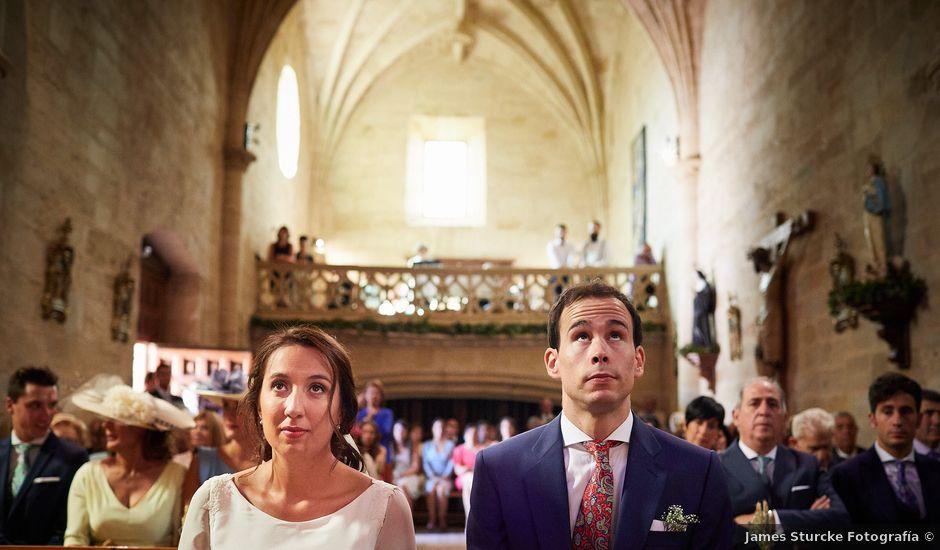 La boda de David y Isabel en Zarraton, La Rioja