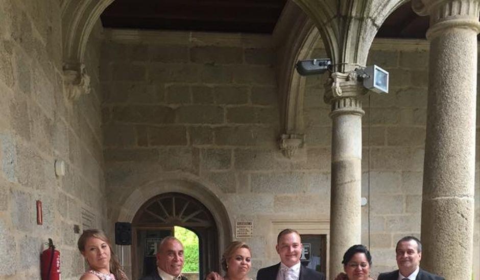 La boda de Miguel y Mirey Cecilia en Ourense, Orense
