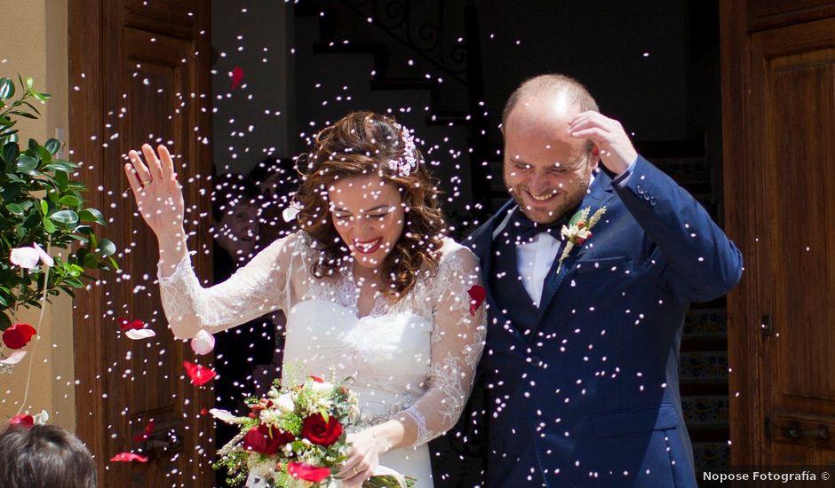 La boda de Mauri y Mayalen en Gandia, Valencia
