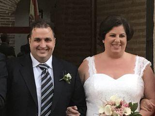 La boda de Elisabet y Julian 1