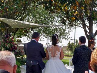 La boda de Saray y Ruben 1