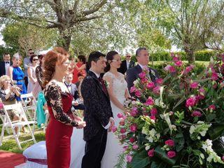 La boda de Saray y Ruben