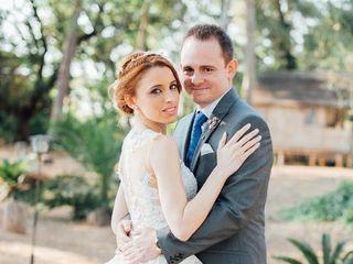 La boda de Natalia y Raúl 1