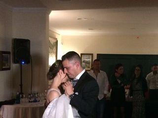 La boda de ainhoa y xavi 1