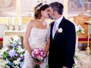 La boda de Cristina y Miguel