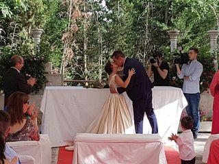 La boda de Irene y Alberto 1