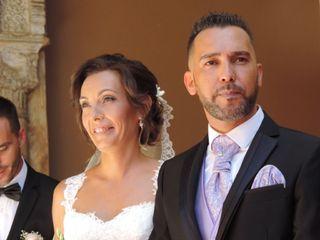 La boda de María José  y Francisco Javier  1