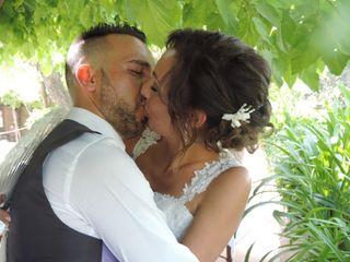 La boda de María José  y Francisco Javier  2
