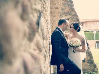 La boda de Esther y Aury