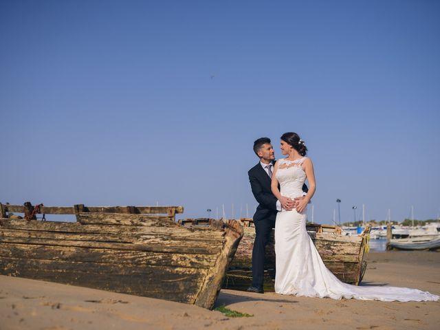 La boda de Jeny y Pedro