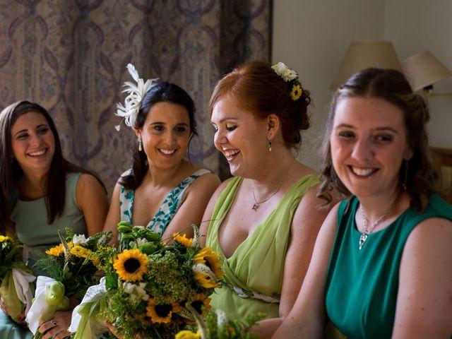 La boda de Xavi y Elena en Vilobi Del Penedes, Barcelona 9
