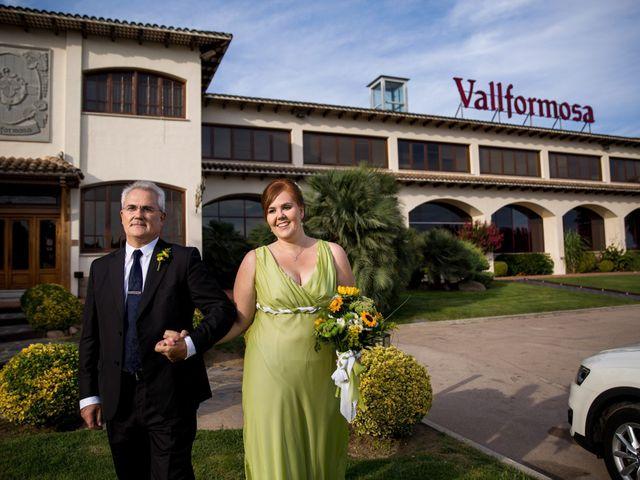 La boda de Xavi y Elena en Vilobi Del Penedes, Barcelona 18