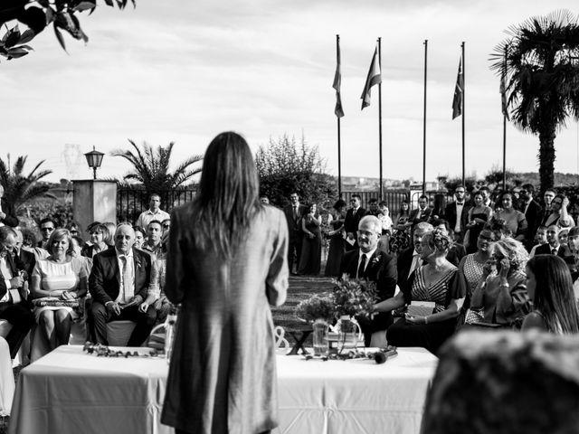 La boda de Xavi y Elena en Vilobi Del Penedes, Barcelona 19
