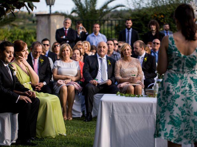 La boda de Xavi y Elena en Vilobi Del Penedes, Barcelona 21