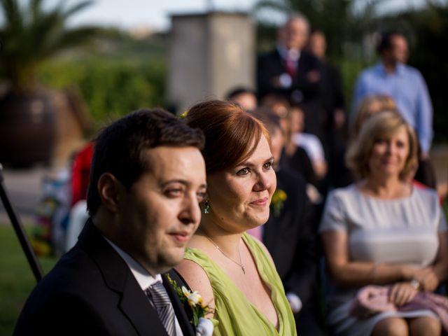 La boda de Xavi y Elena en Vilobi Del Penedes, Barcelona 22