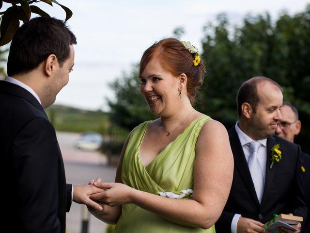 La boda de Xavi y Elena en Vilobi Del Penedes, Barcelona 26