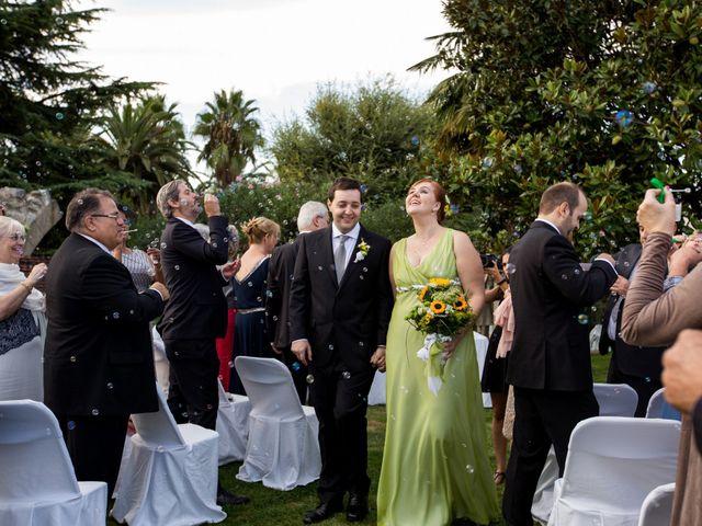 La boda de Xavi y Elena en Vilobi Del Penedes, Barcelona 27