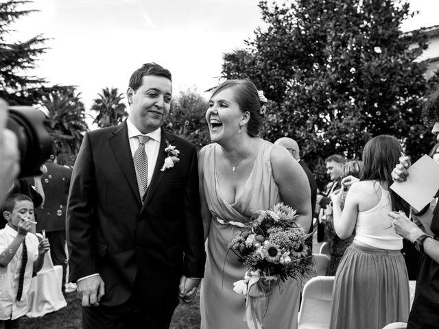 La boda de Xavi y Elena en Vilobi Del Penedes, Barcelona 28