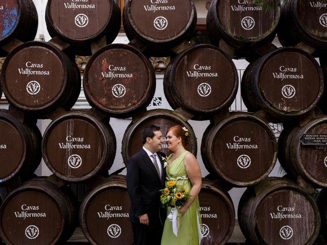 La boda de Xavi y Elena en Vilobi Del Penedes, Barcelona 29