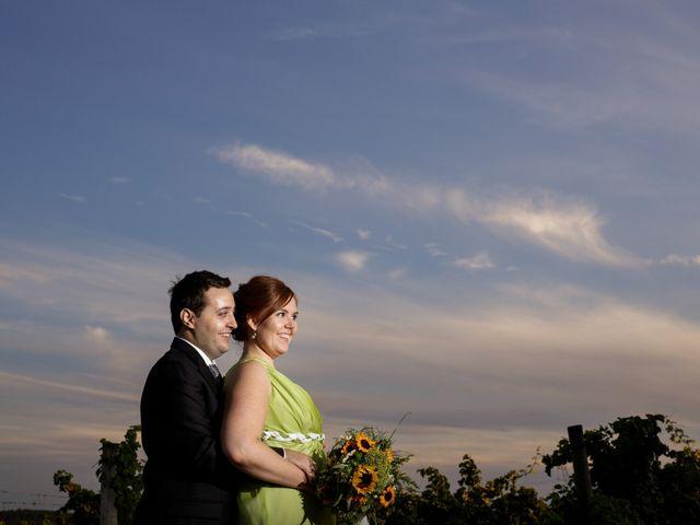 La boda de Xavi y Elena en Vilobi Del Penedes, Barcelona 33