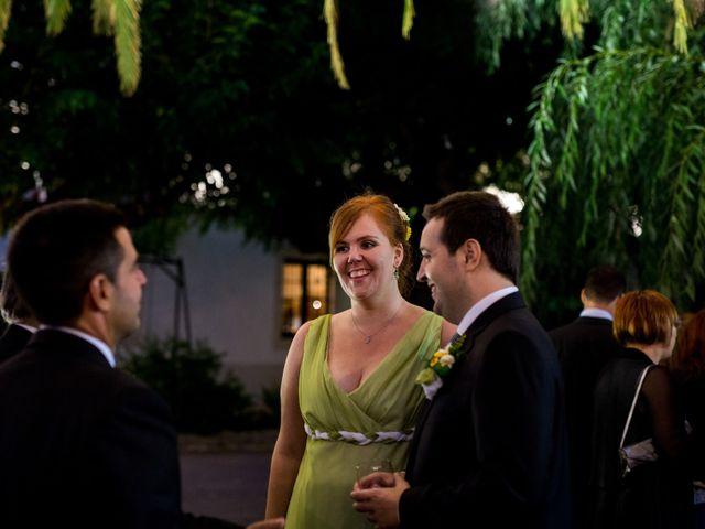 La boda de Xavi y Elena en Vilobi Del Penedes, Barcelona 34